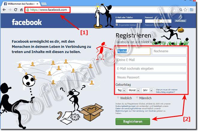 facebook de anmelden kostenlos